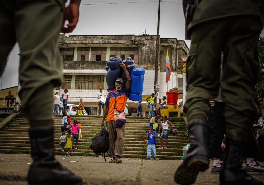 No olvidemos a Chocó