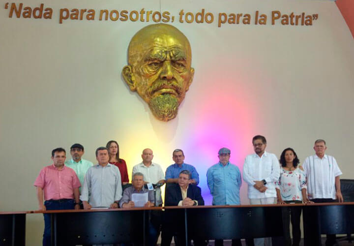 Cinco puntos en que se pusieron de acuerdo Farc y ELN en Quito