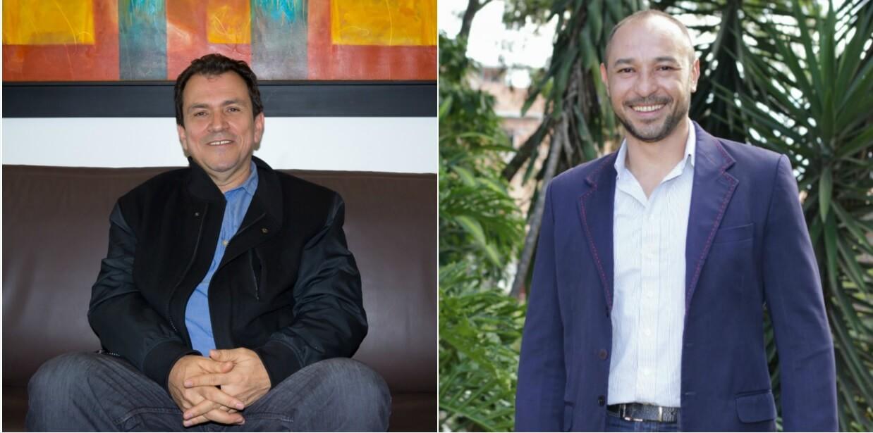 Mano a mano: dos escritores que se obsesionaron con el mal de Medellín