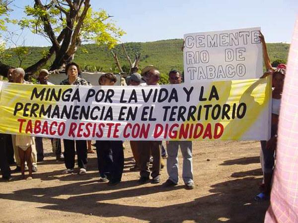 Los desalojos que no cubrimos los medios colombianos