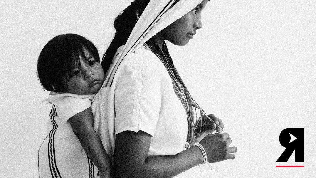 El grito por la paz de las mujeres indígenas de la Sierra Nevada
