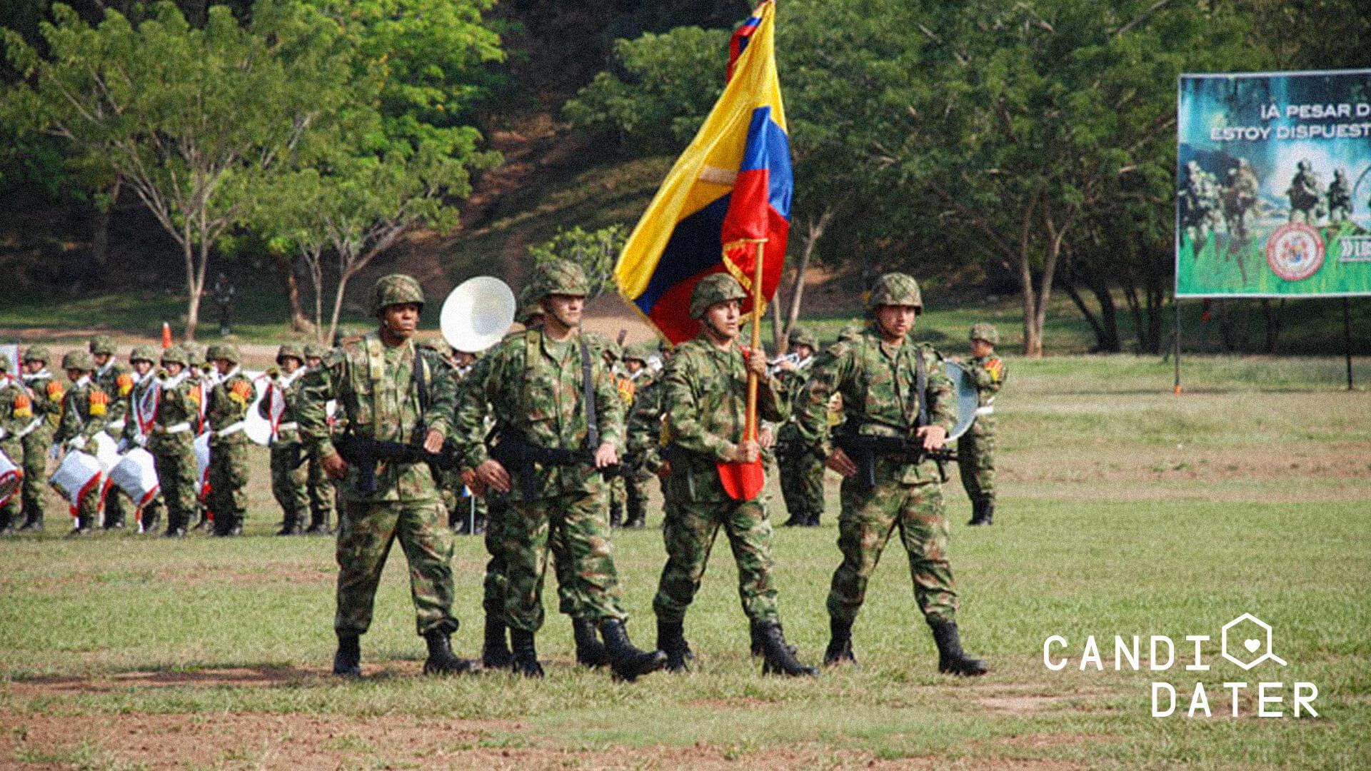 Servicio militar obligatorio: un gran punto de discordia entre Petro y Duque