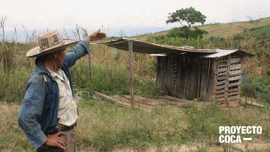 Los campesinos de Barichara se resisten al primer proyecto de marihuana medicinal