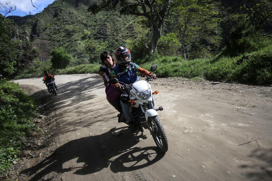 #CaravanaPacifista 5 de noviembre: las primeras pistas vienen de la tierra
