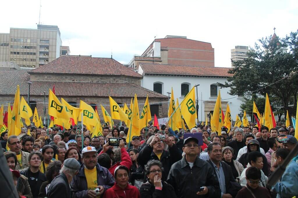 En pleno 2017, el asesinato de líderes parece repetir la historia de la UP