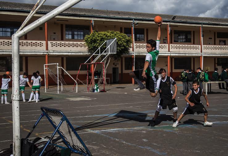 """""""El Tchoukball es el deporte de la paz"""""""