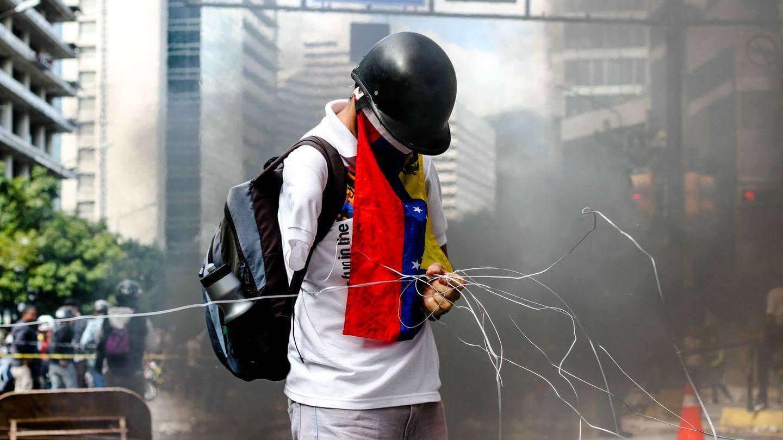 'Mi abuelo murió en la dictadura de Venezuela'