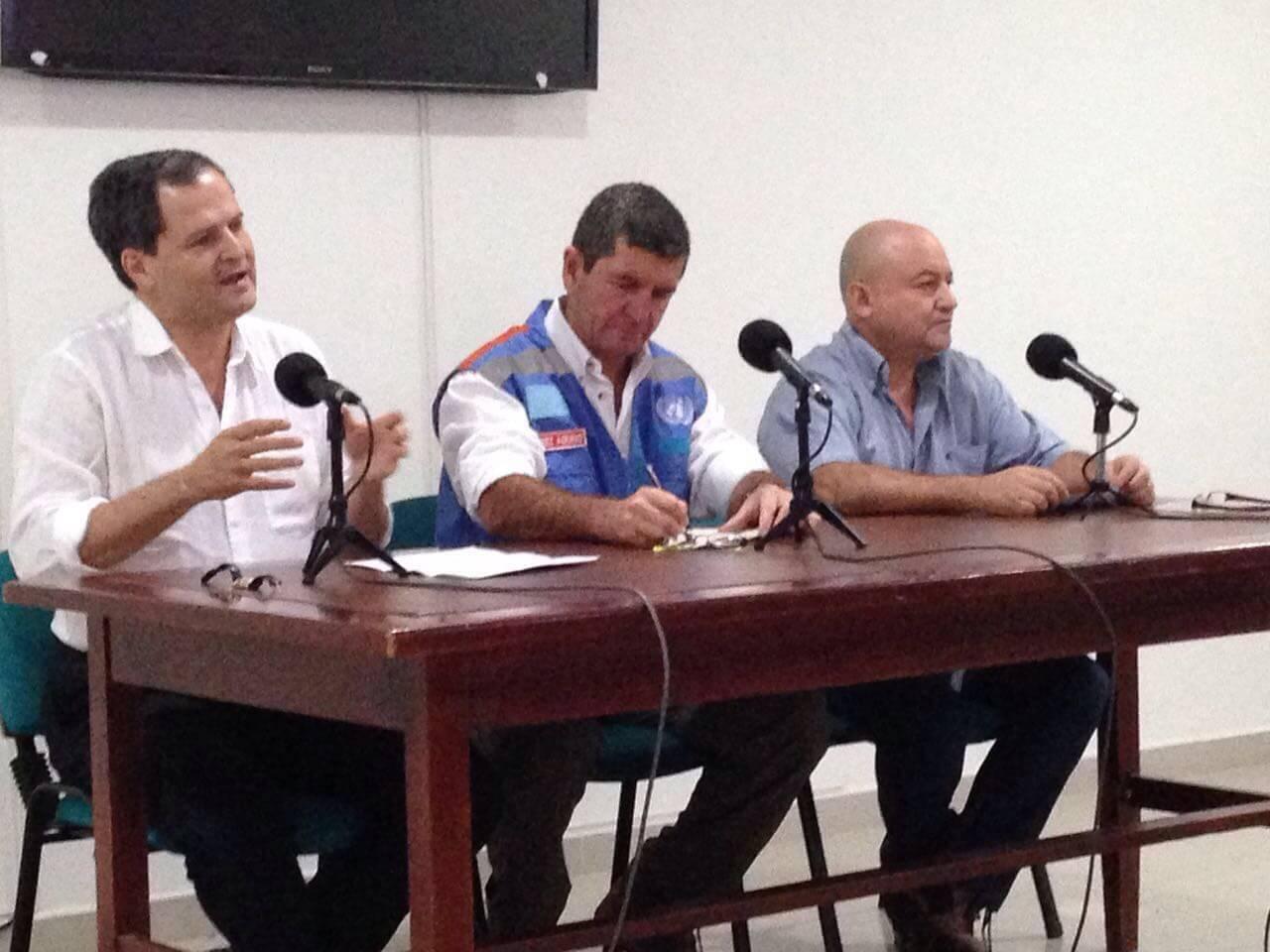 Los acuerdos de paz empezaron su aterrizaje en Colombia