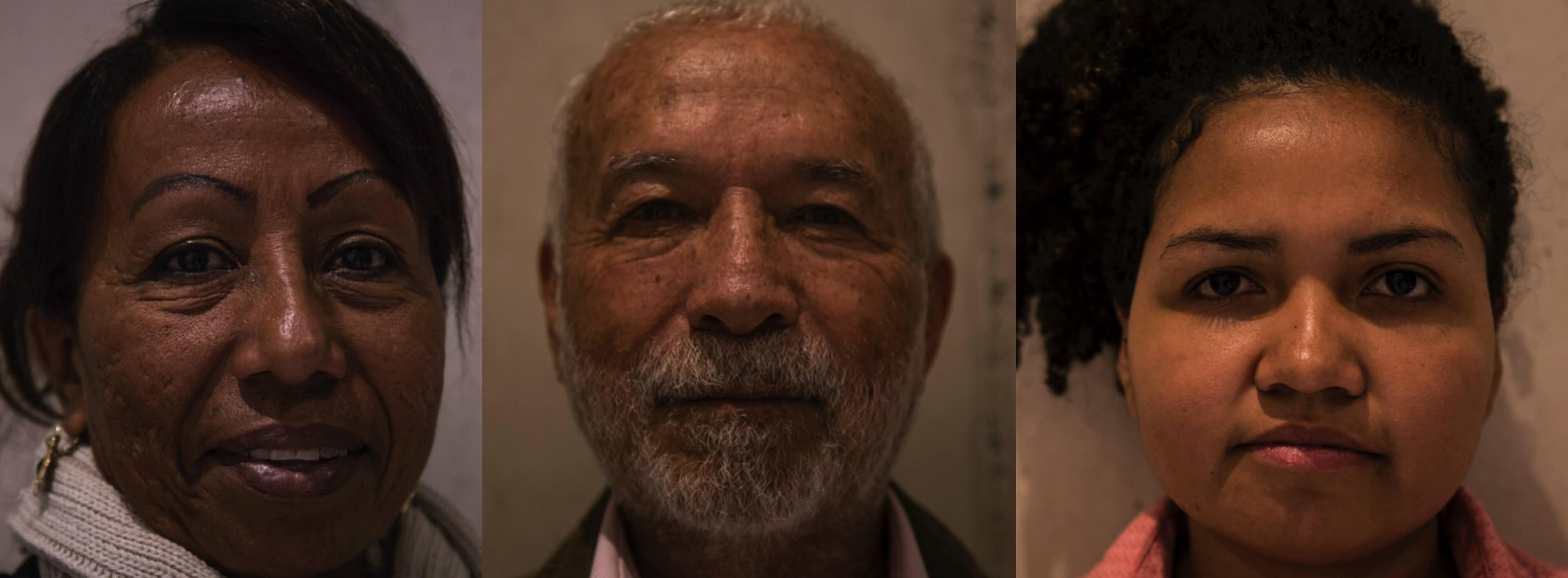 Las víctimas detrás de la campaña #NoMásViolencia
