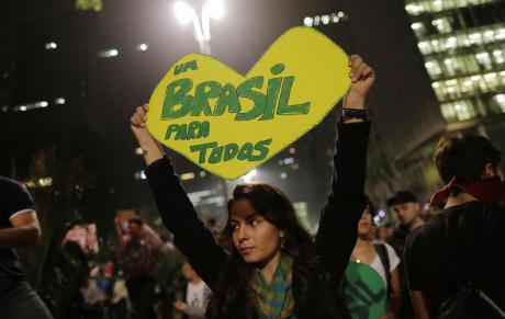 Coraje y resistencia frente a lo que se viene con Bolsonaro
