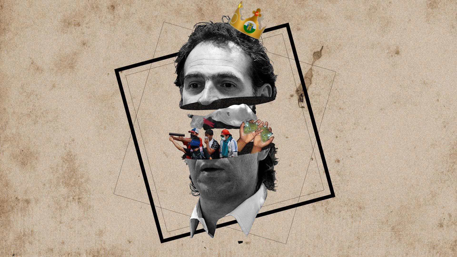 Federico Gutiérrez: el alcalde de las redes sociales, no de la gente