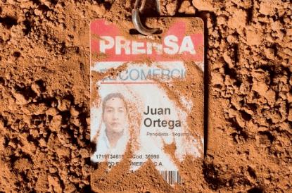 Frontera cautiva: tras los rastros de los periodistas ejecutados