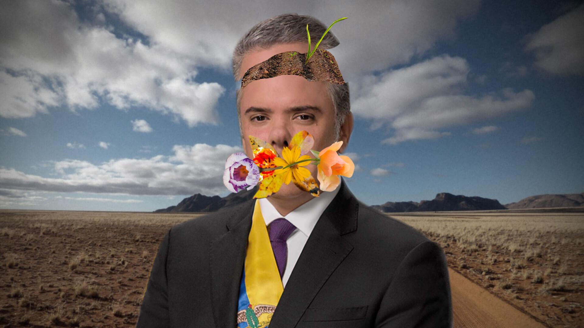El silencio de Duque frente a la política de tierras