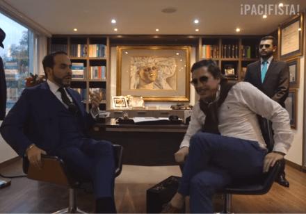 Juanpis González entrevista a Abelardo De La Espriella