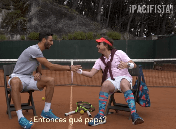 Juanpis González entrevista a Robert Farah