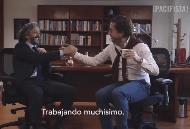 Juanpis González vs. el director del DANE