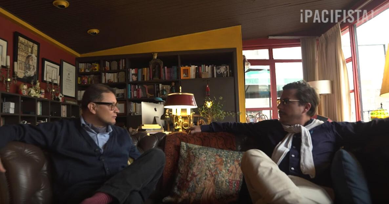 Juanpis González entrevista a Fabián Sanabria