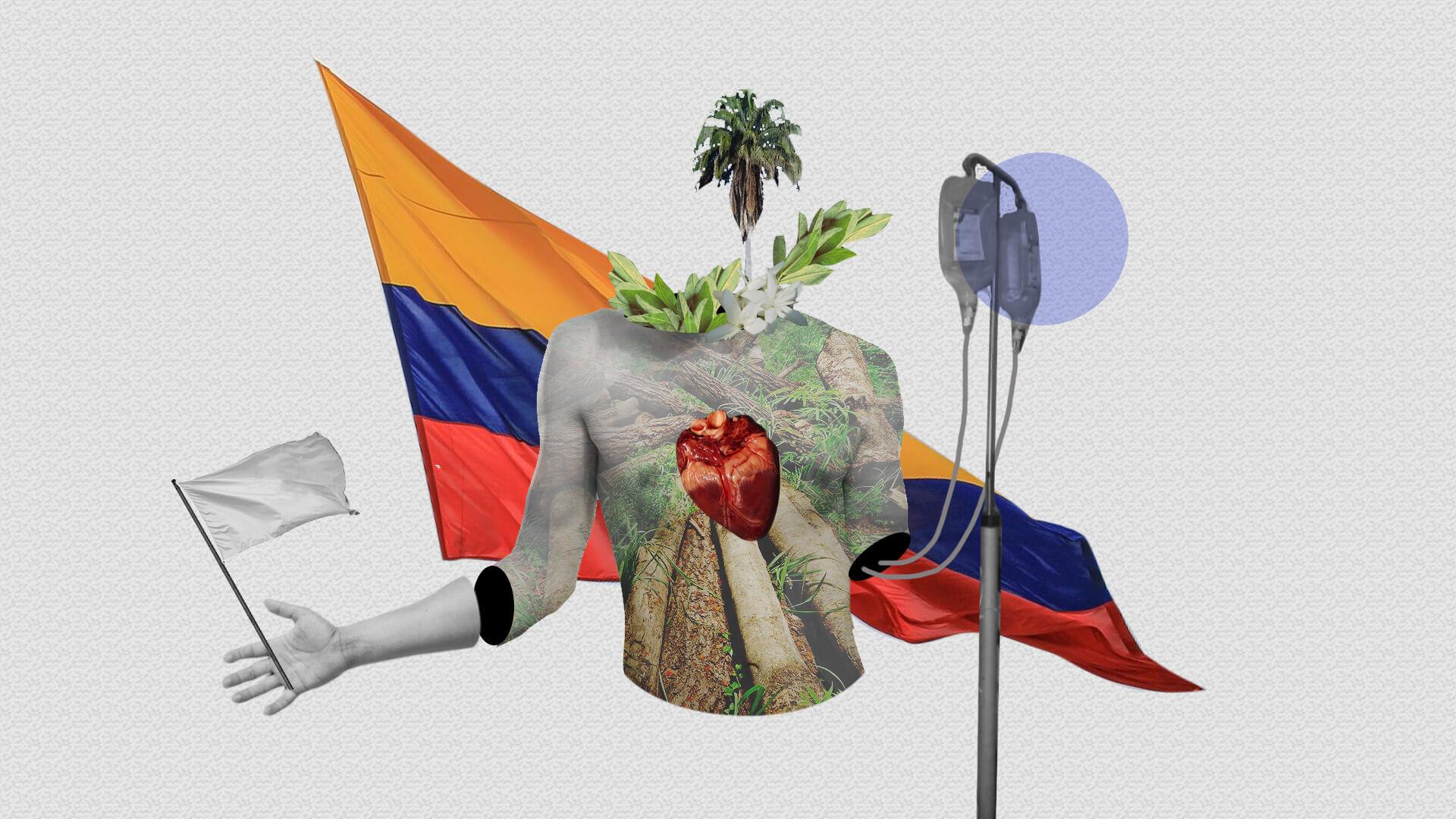 Cambio climático y posconflicto: dos desafíos que se funden en Colombia