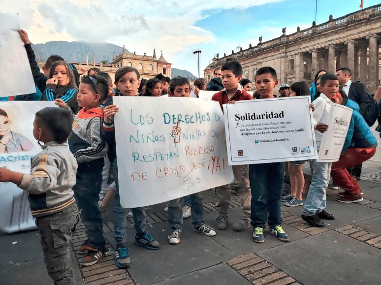 Cristo José no es el primero: así han utilizado a los niños para la guerra en Colombia