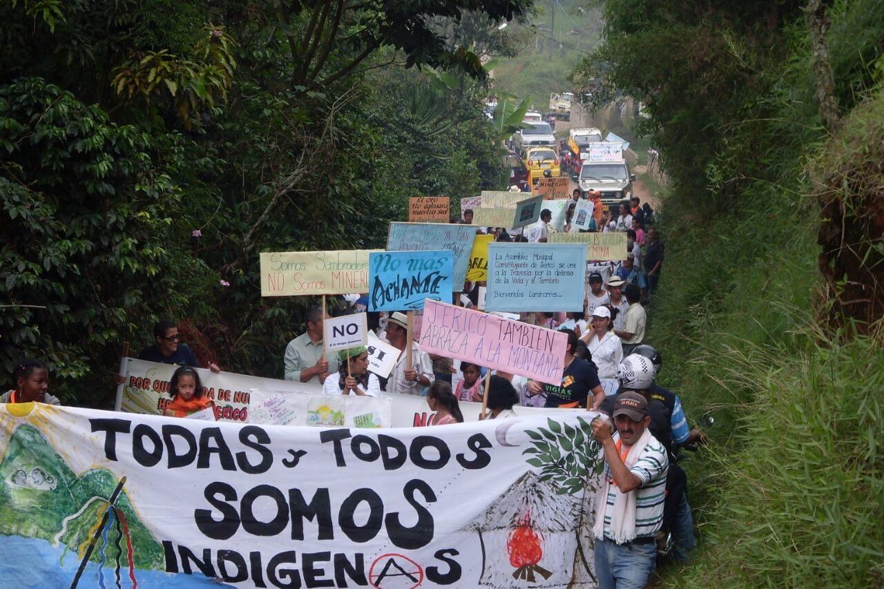 El 'arma' jurídica que Antioquia desempolvó para frenar proyectos extractivos