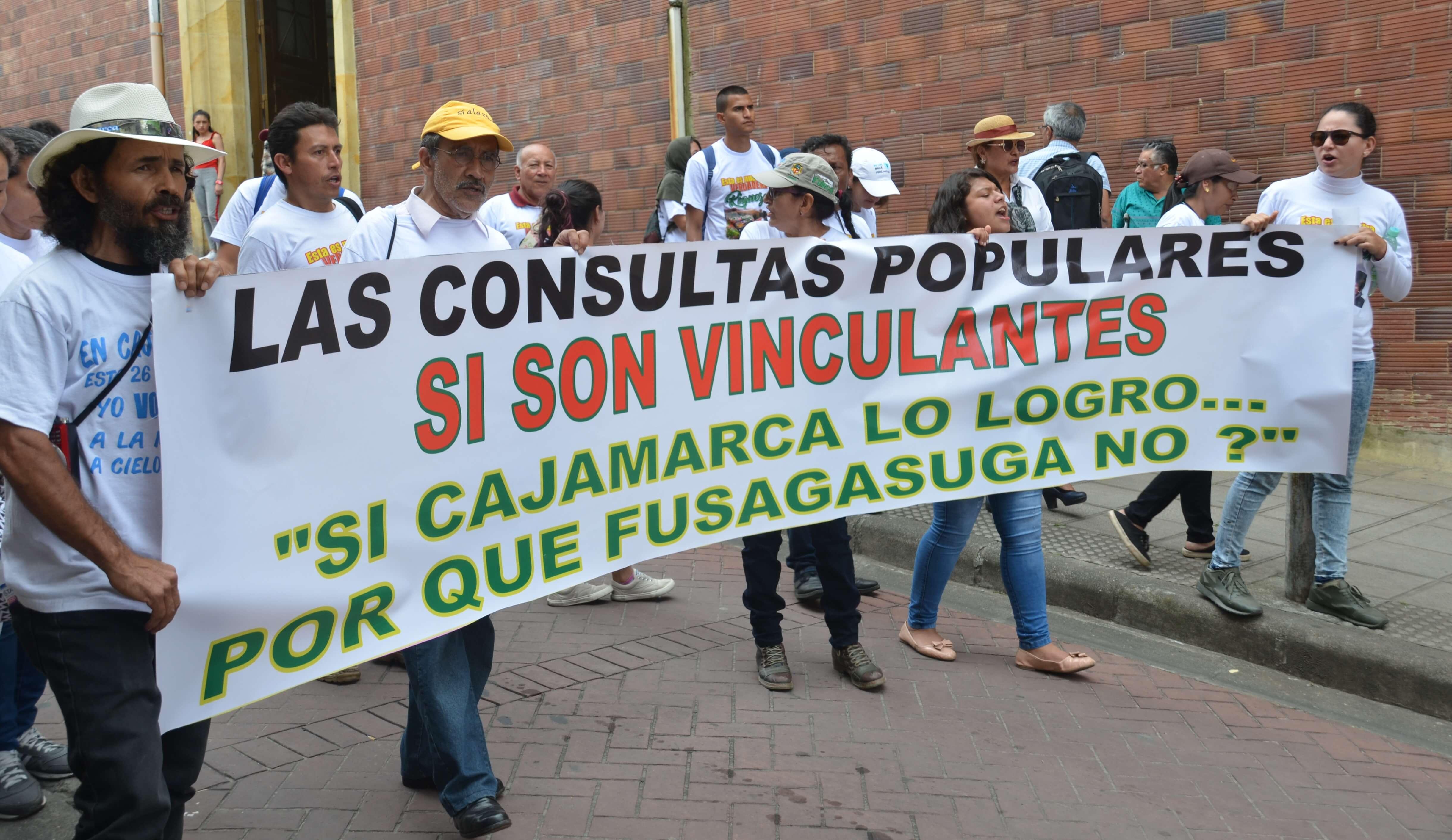 Fusagasugá: la mayor consulta de Colombia, sobre el páramo más grande del mundo