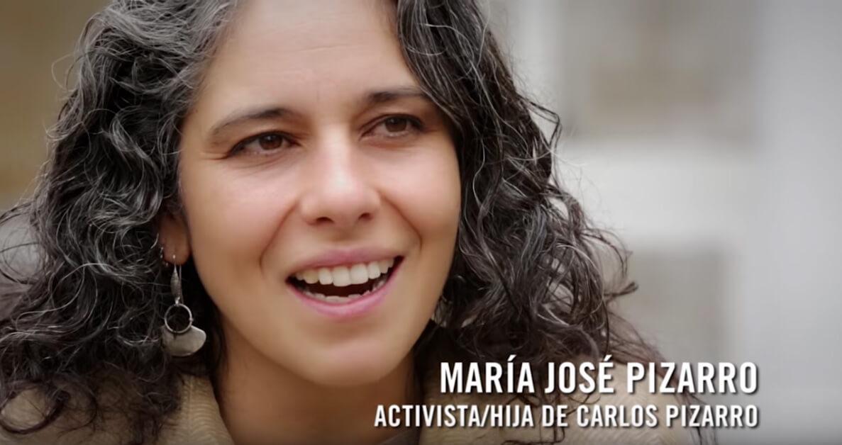 ¡Pacifista! presenta: María José Pizarro, hija de la guerra