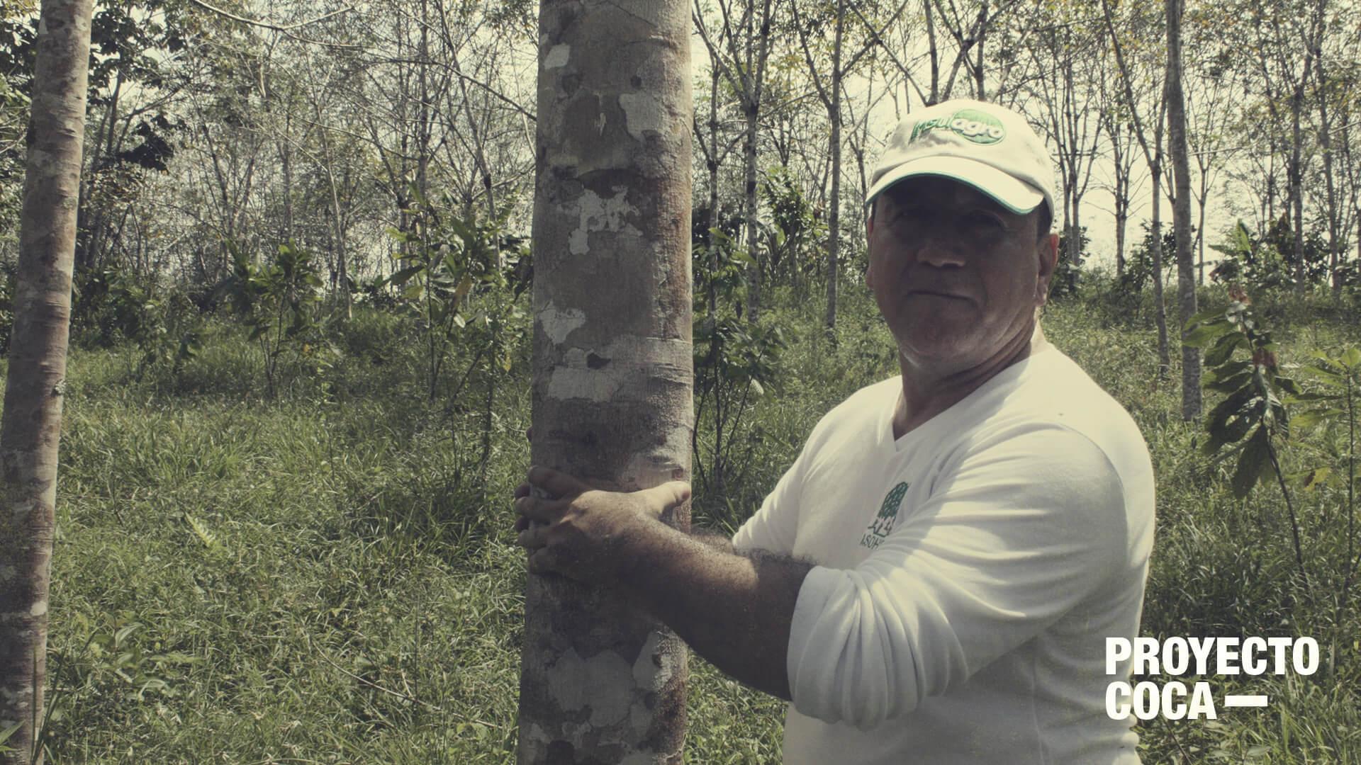 Antiguos cocaleros se vuelven científicos para salvar sus cultivos