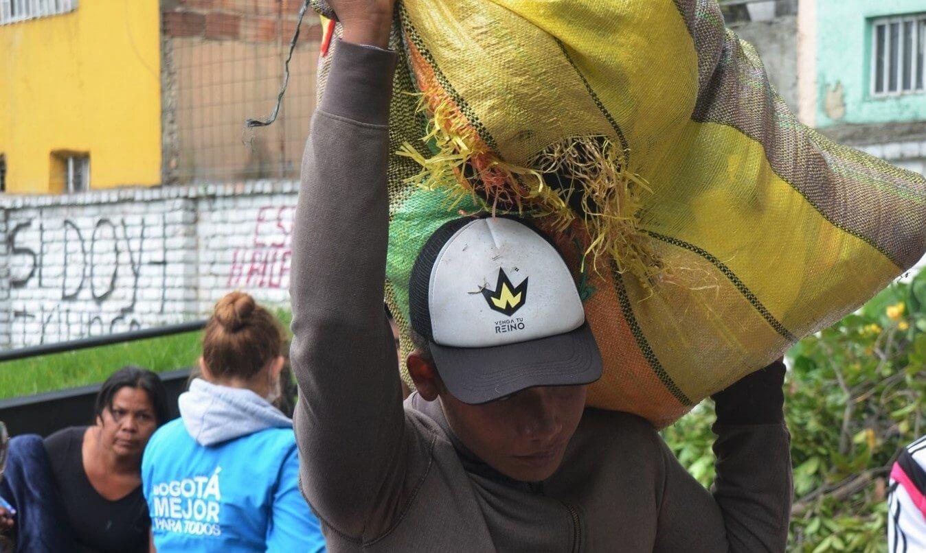 Así fue volver a la patria para 80 venezolanos que estaban en Colombia