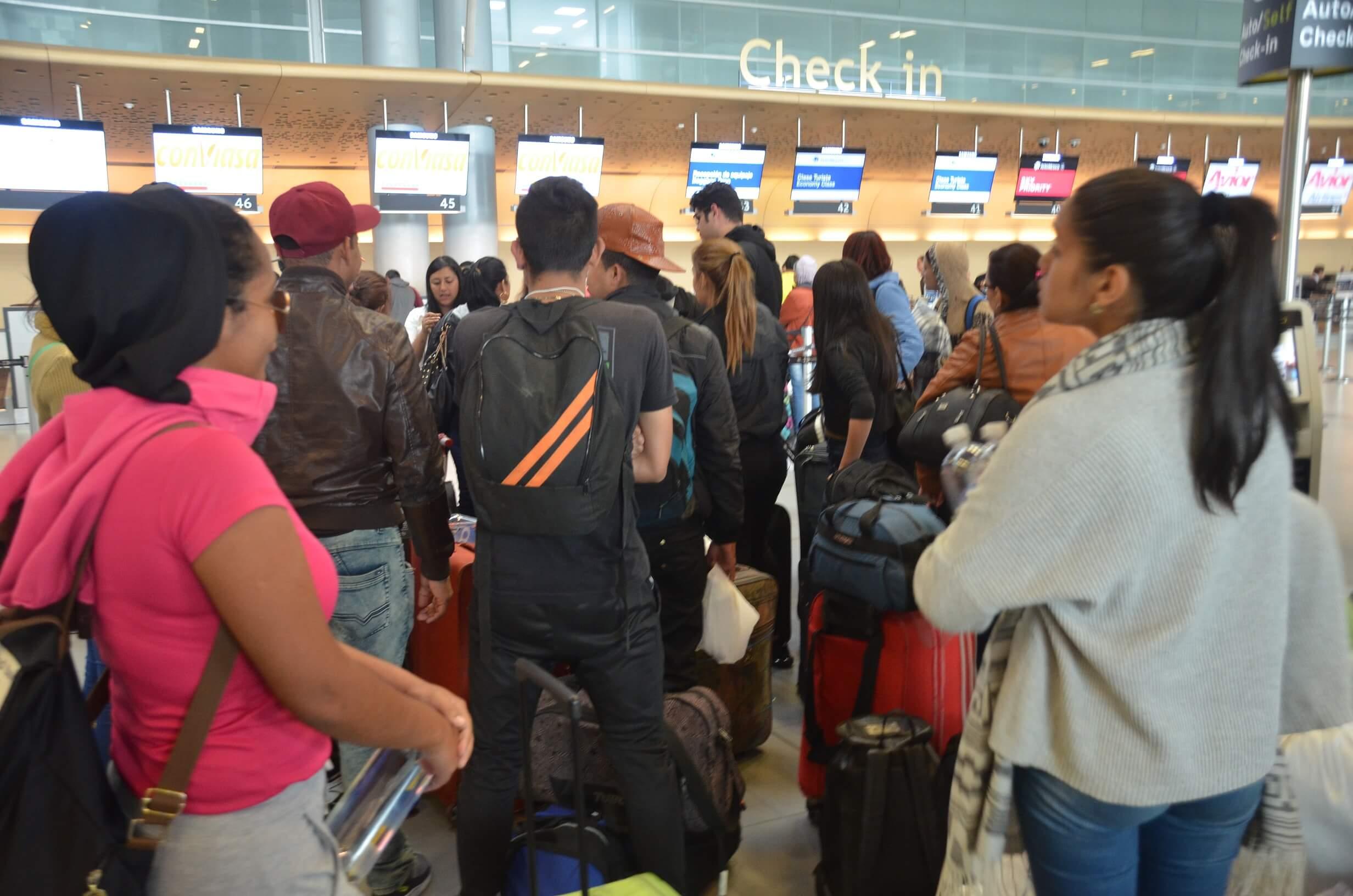 Así fue volver a la patria para 80 venezolanos que estaban en Colombia 6