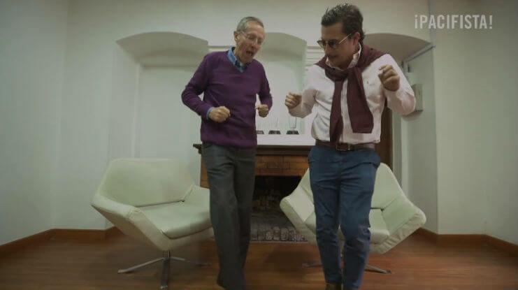 Juanpis González entrevista a Antonio Navarro Wolff