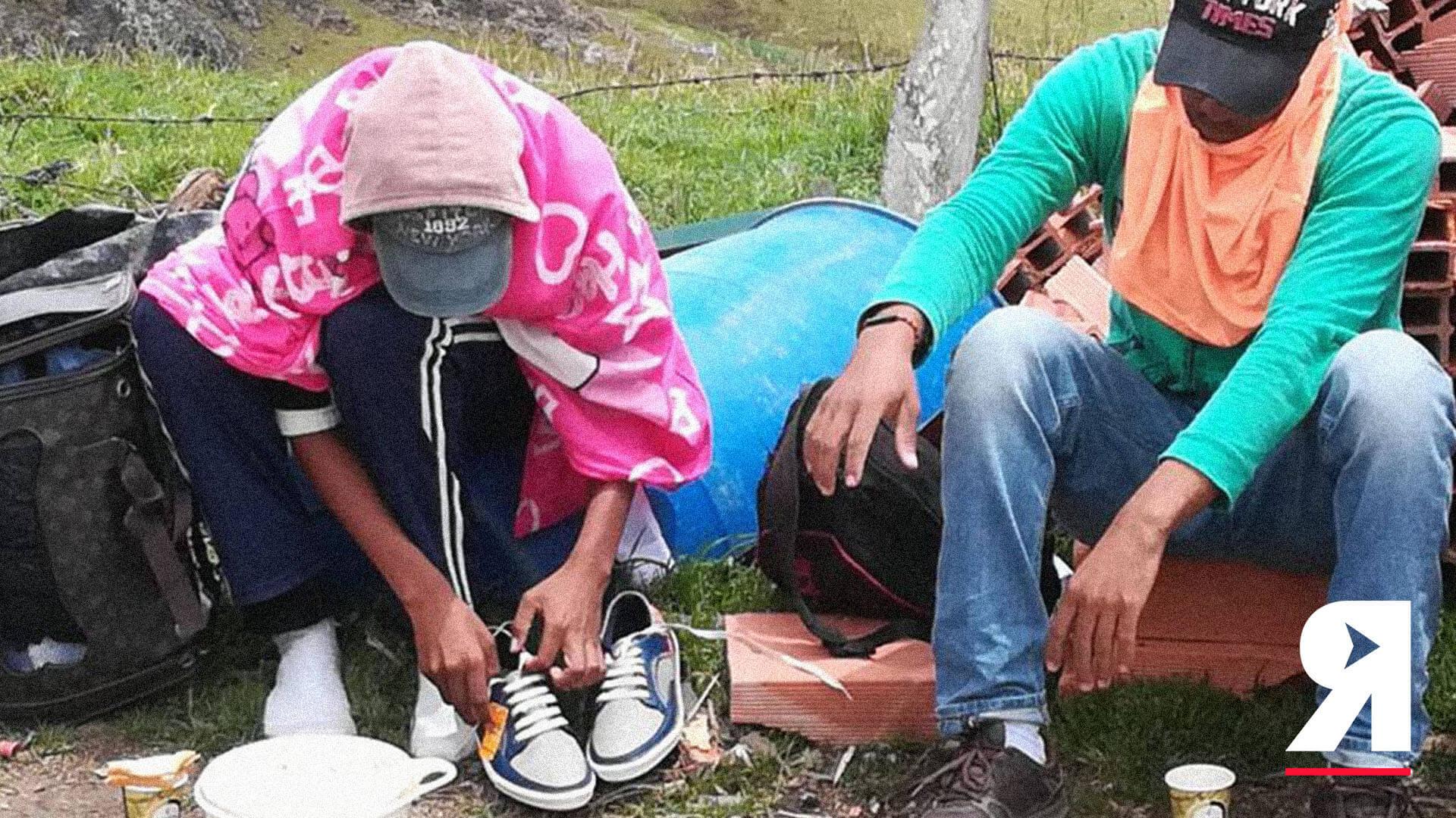 Estos son los colombianos que les dan una mano a los venezolanos en la frontera
