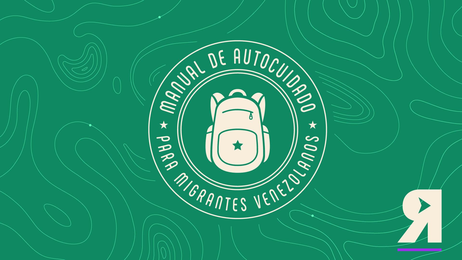 Manual de autocuidado para migrantes venezolanos en Colombia
