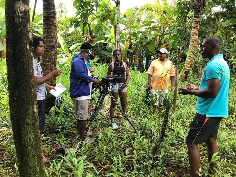 Más arte, más acción: el colectivo que lucha contra el consumismo en Chocó