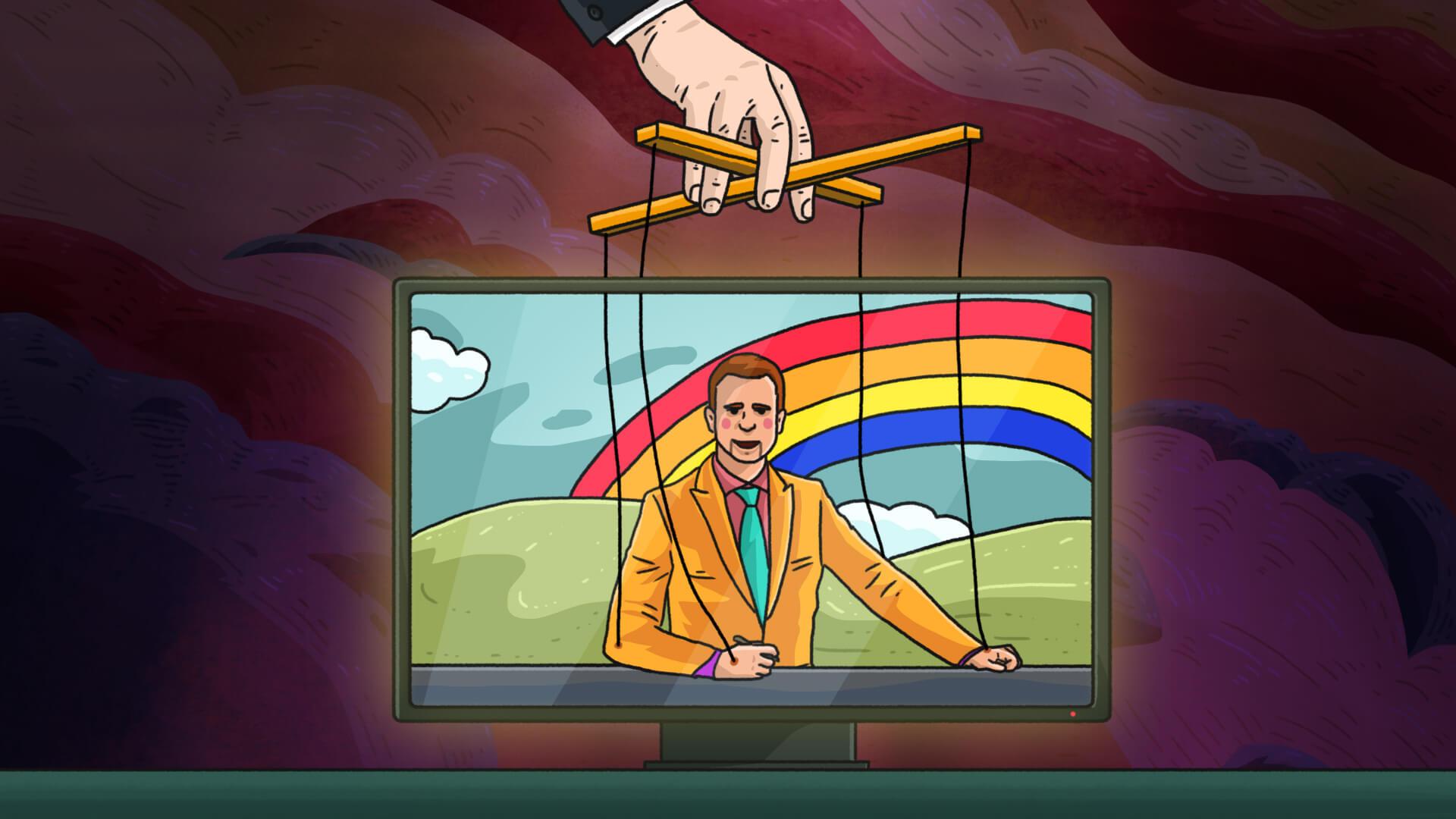 Medios tradicionales: ¿informar o darle la mano al poder?