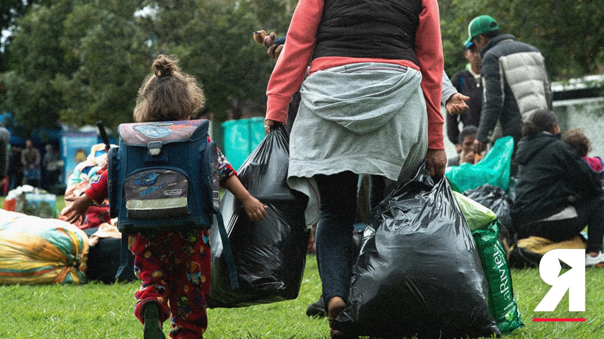 CRÓNICA | Reubicación de venezolanos en Bogotá: la historia detrás de los disturbios