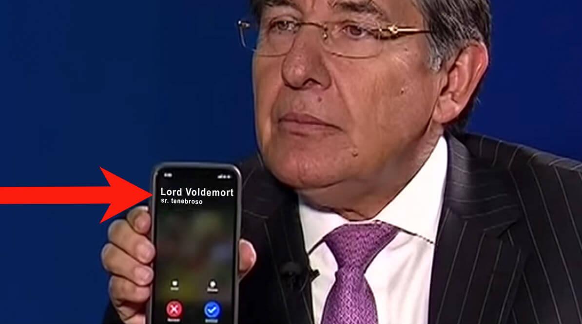 En defensa de Néstor Humberto… y de su celular