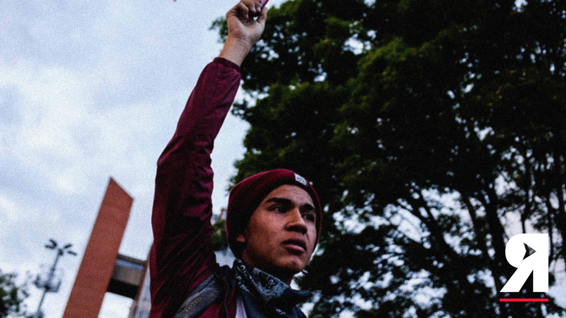 'Celebramos el acuerdo por la educación, pero no olvidamos la brutalidad del Esmad'