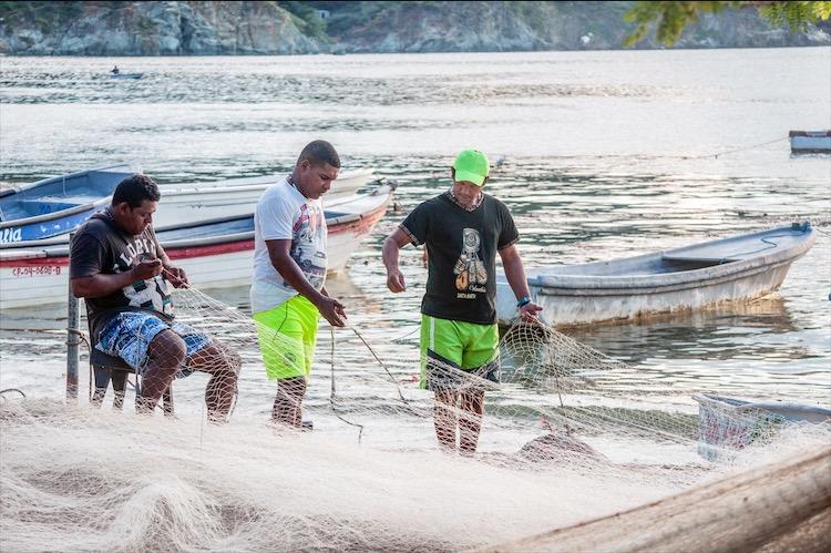 Un nuevo puerto provoca censura y miedo en Santa Marta
