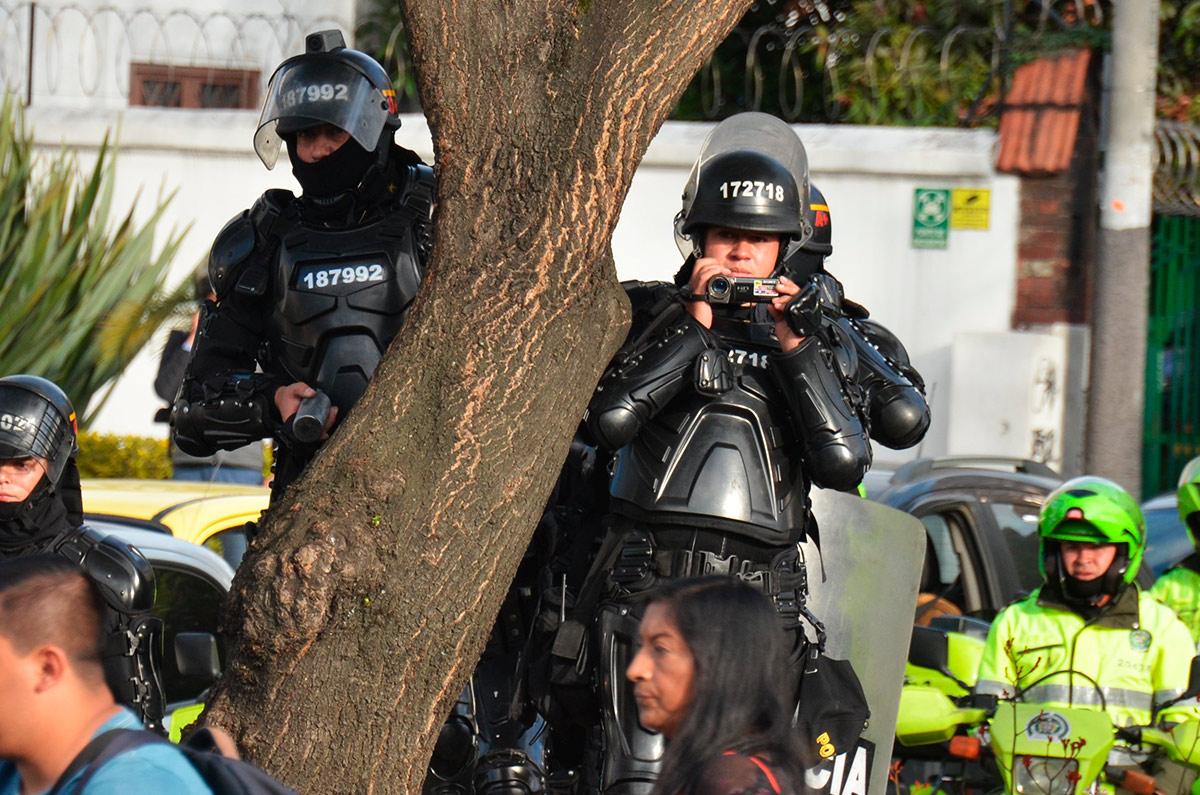 GALERÍA | Postales de la marcha estudiantil del 13 de diciembre