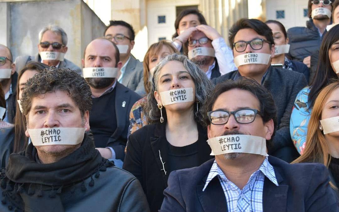 Activismo: el camino que ha quedado contra los peligros de la 'ley TIC'