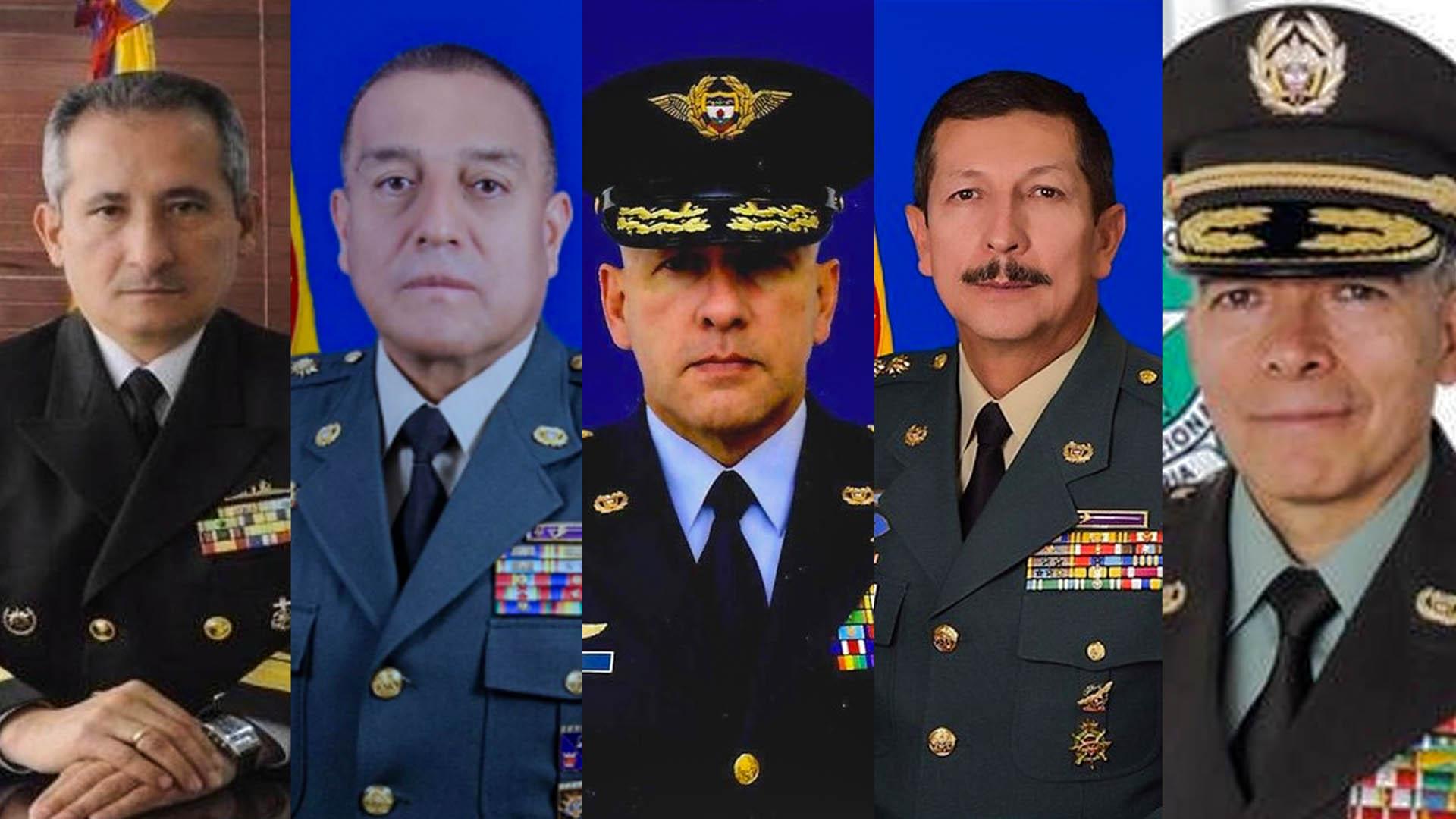 ¿Qué tanto le puede aportar la nueva cúpula militar a la construcción de paz?