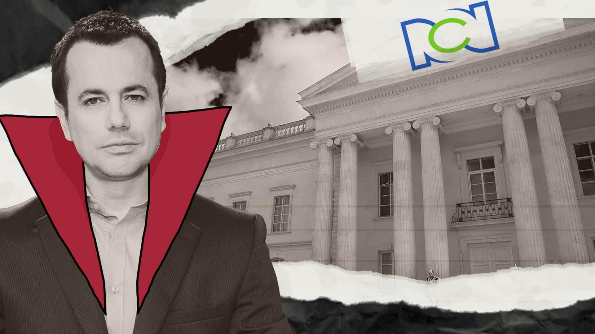 Juan Pablo Bieri llegó a imponer el estilo RCN en RTVC