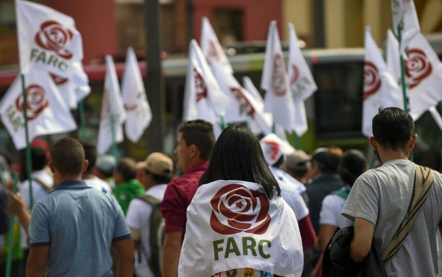 2018: el primer año de la Farc en la política colombiana