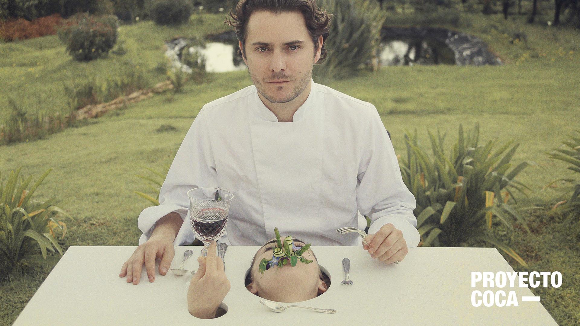 La sustitución de coca está poniendo a pensar -y cocinar- a los chefs colombianos