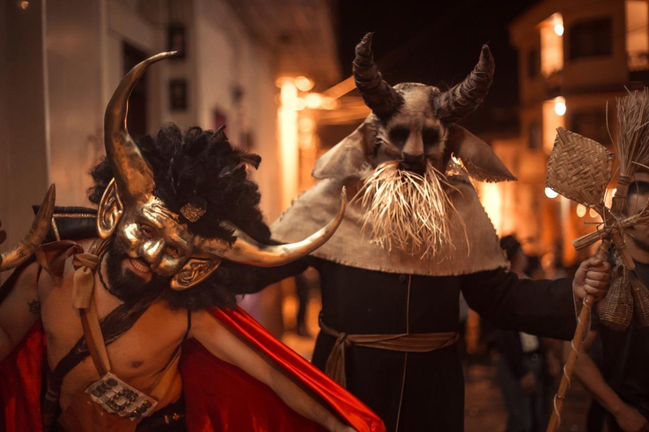 Voces del Carnaval del Diablo: de Riosucio para un país non sancto