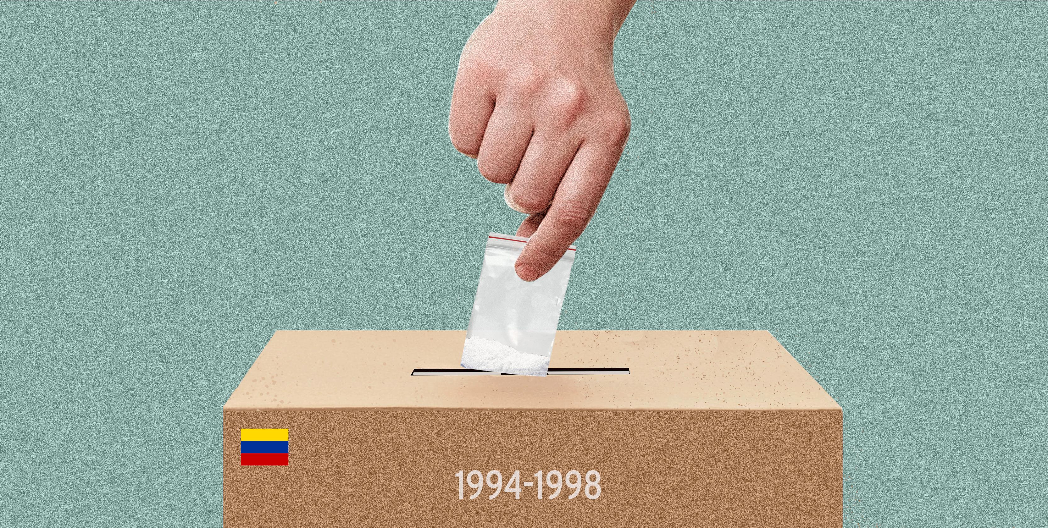 El 8000: así fue el narcoescándalo que avergonzó a Colombia | PARTE 1
