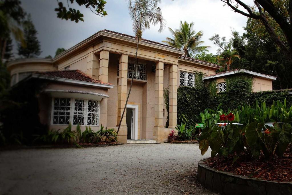 Montecasino, la mansión de los hermanos Castaño, será para las víctimas