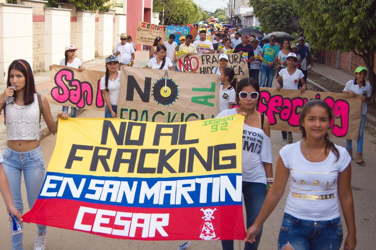 La resistencia ha funcionado: el fracking no la tendrá tan fácil en Colombia