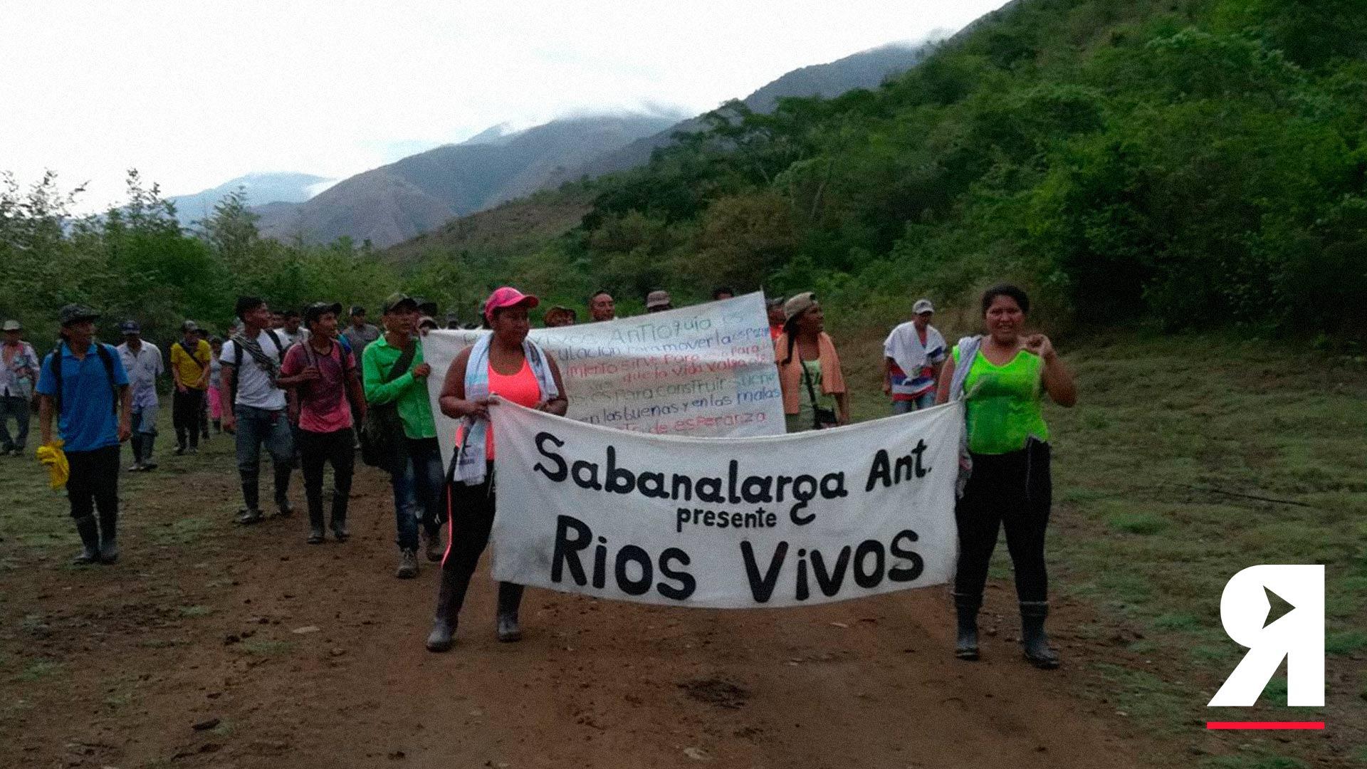 Es en serio: la Gobernación de Antioquia prohibió las protestas contra Hidroituango