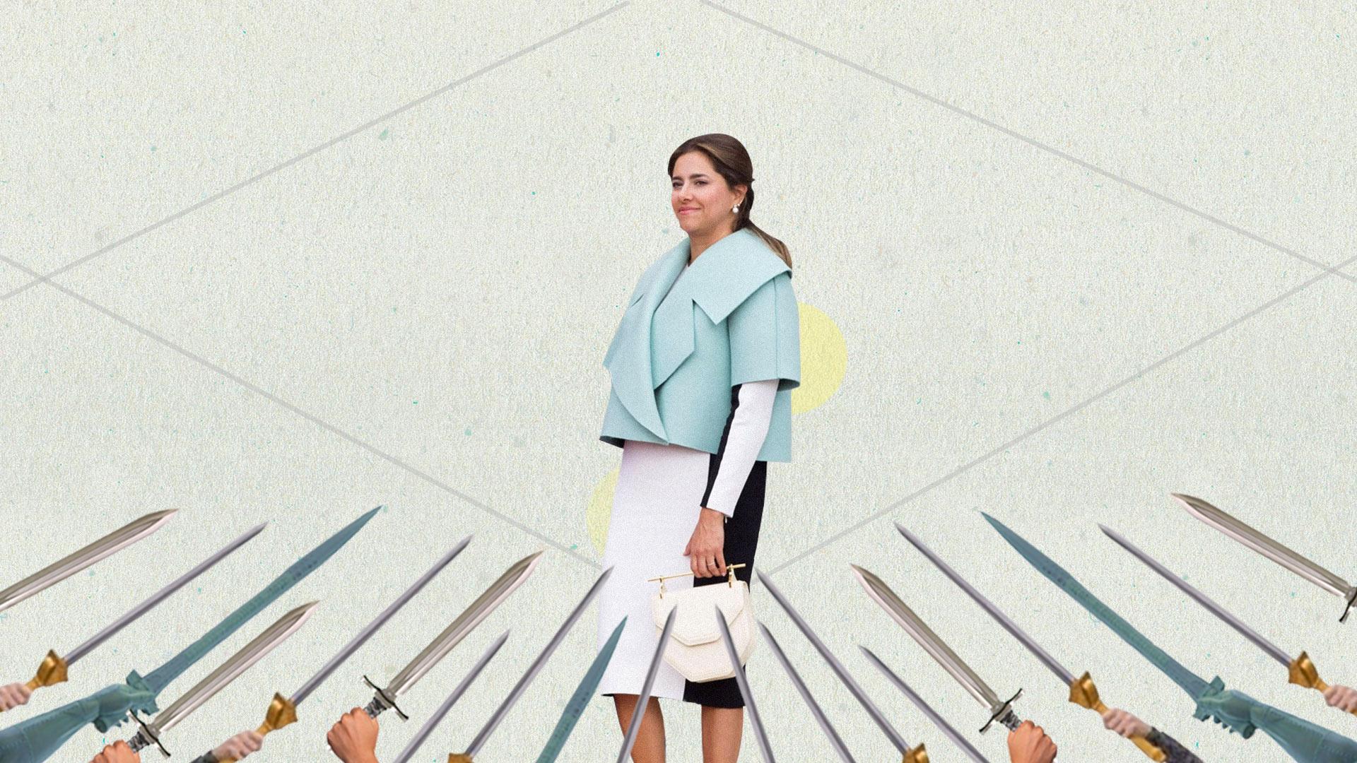María Juliana Ruiz: entre el grito de la moda y los gritos de la política